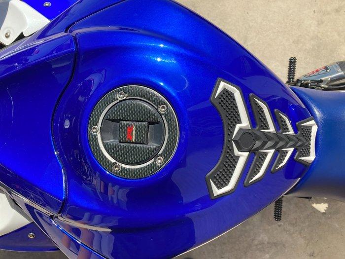 2008 Suzuki GSX-R600 Blue