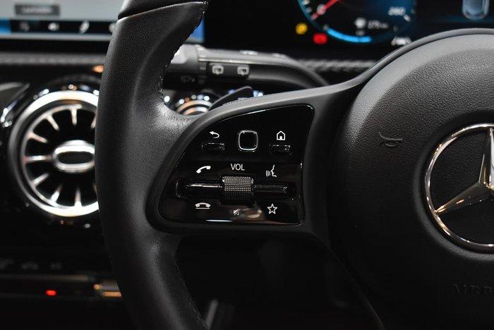 2019 Mercedes-Benz A-Class A180 V177 Polar White