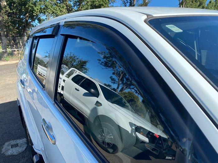 2018 Isuzu MU-X LS-U MY17 4X4 Dual Range White
