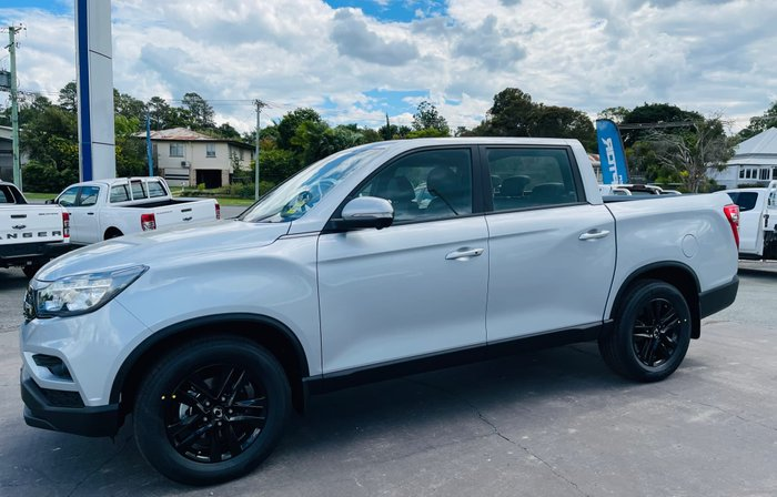 2020 SsangYong Musso Ultimate Plus