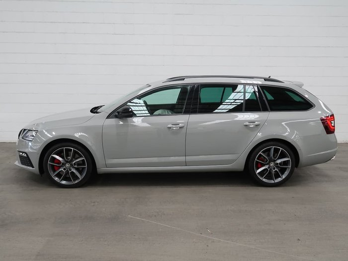 2019 SKODA Octavia RS 245 NE MY19 Grey
