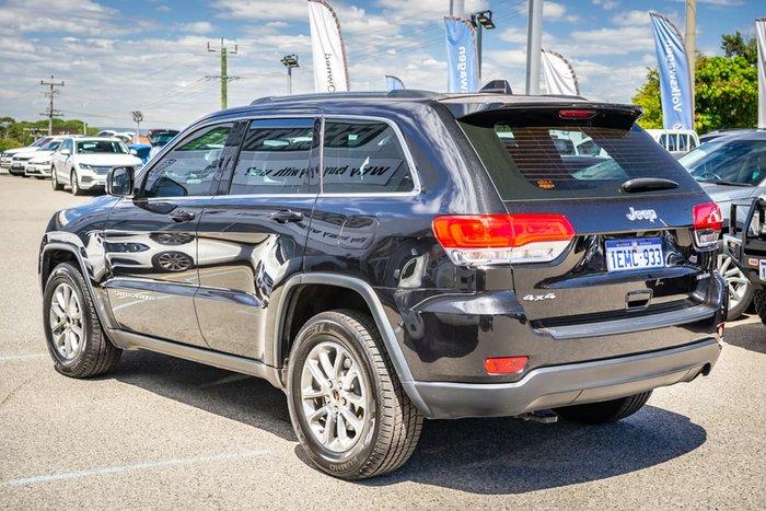2014 Jeep Grand Cherokee Laredo WK MY14 4X4 Dual Range Black