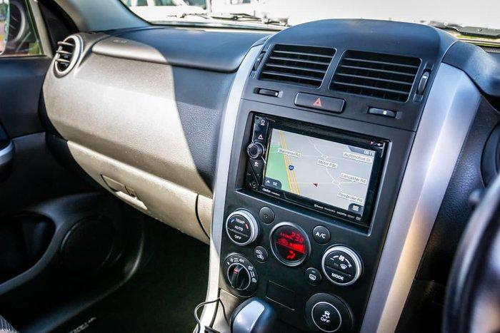 2017 Suzuki Grand Vitara Navigator JB 4X4 Dual Range Grey