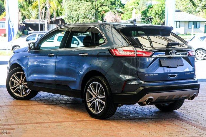 2019 Ford Endura Titanium CA MY19 Blue