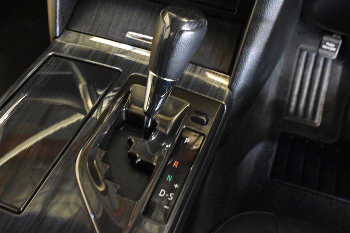 2016 Toyota Aurion Presara GSV50R Silver Pearl