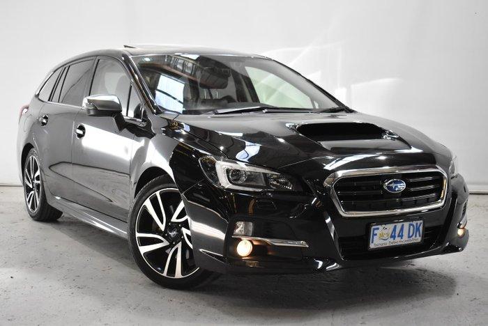 2016 Subaru Levorg 2.0 GT-S V1 MY17 AWD Crystal Black