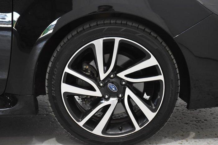 2016 Subaru Levorg 2.0 GT-S V1 MY17 Four Wheel Drive Crystal Black