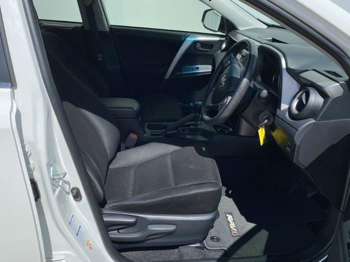 2017 Toyota RAV4 GX ALA49R 4X4 On Demand GLACIER WHITE