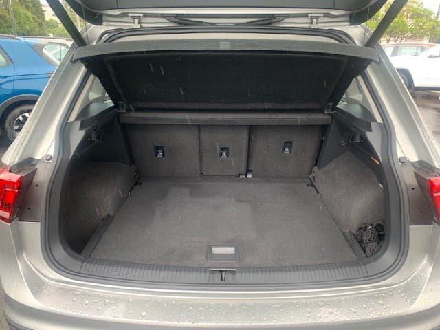 2017 Volkswagen Tiguan 132TSI Comfortline 5N MY18 Four Wheel Drive Tungsten Silver