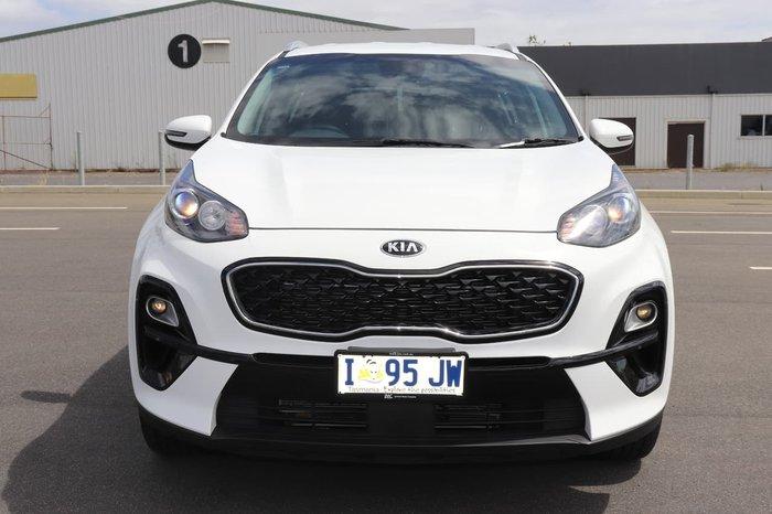 2019 Kia Sportage Si QL MY19 White