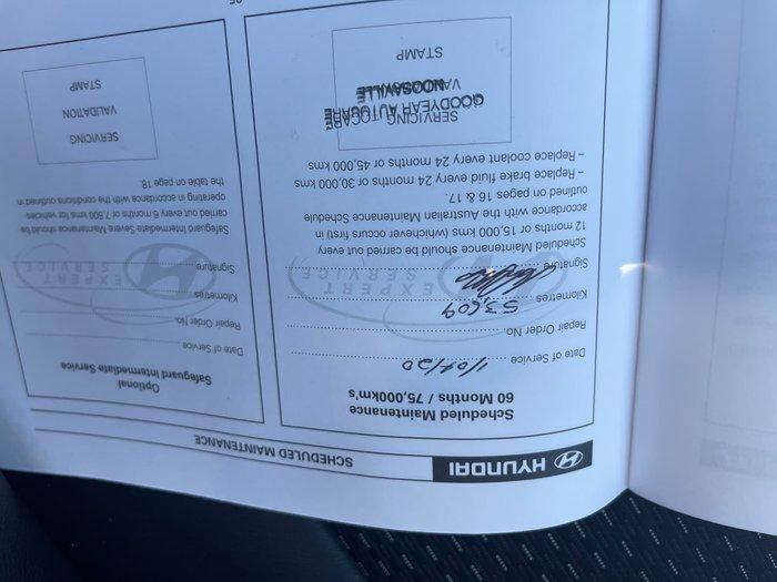 2009 Hyundai i30 SR FD MY09 White