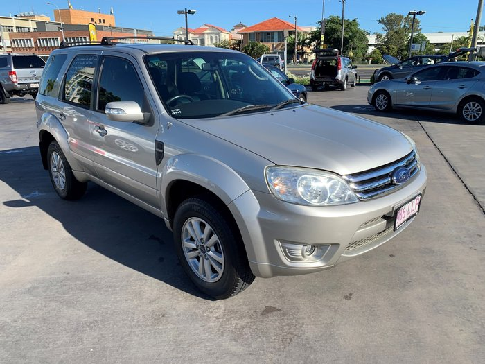 2008 Ford Escape ZD 4X4 On Demand Moonlight Silver