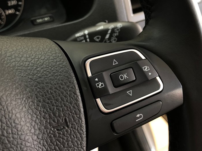 2012 Volkswagen Multivan TDI340 Comfortline T5 MY13 Sand Beige