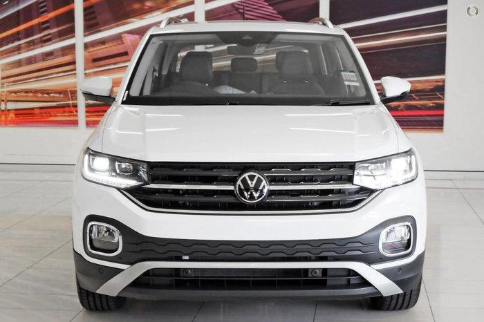 2020 Volkswagen T-Cross 85TSI Style C1 MY21 White