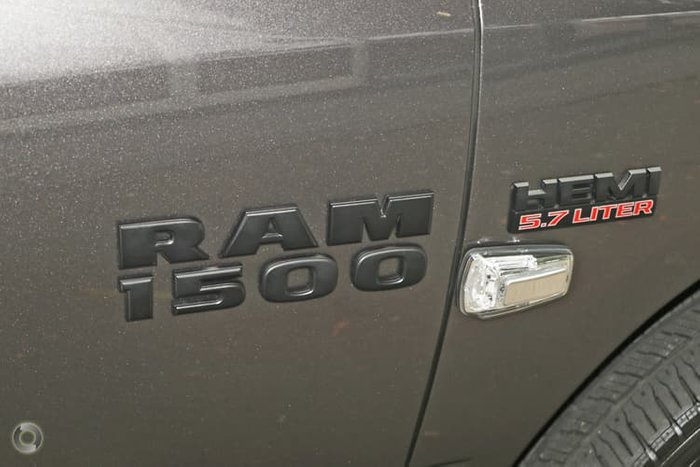 2020 RAM 1500 Express MY20 4X4 Dual Range Granite Crystal