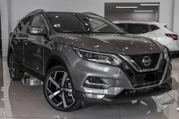 2020 Nissan QASHQAI Ti J11 Series 3 MY20 Grey