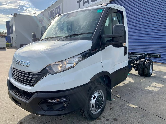2021 IVECO DAILY 50C18A8 White