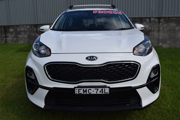 2018 Kia Sportage Si QL MY18 Clear White