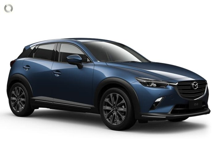 2020 Mazda CX-3 sTouring DK Eternal Blue