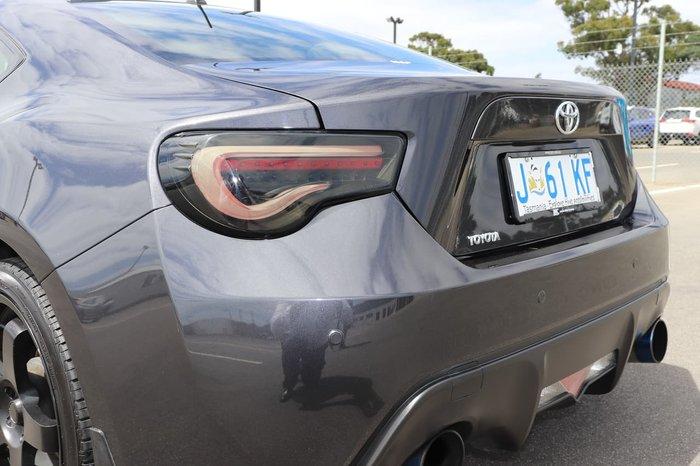 2013 Toyota 86 GTS ZN6 Grey