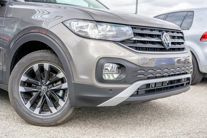 2021 Volkswagen T-Cross 85TSI Life C1 MY21 Grey