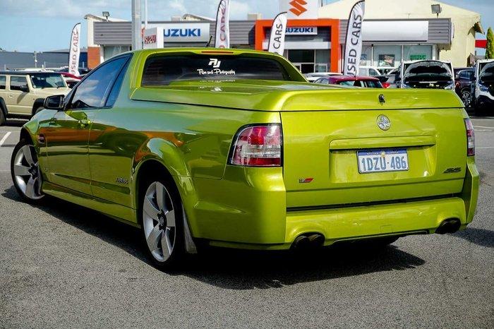 2007 Holden Ute SS V VE Green
