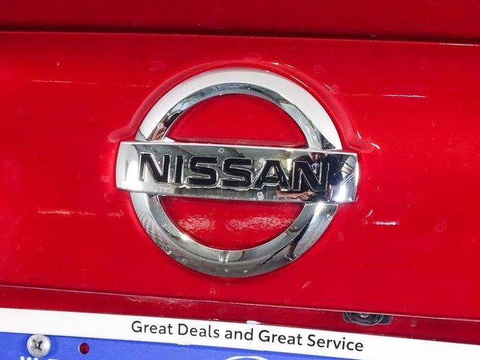 2019 Nissan QASHQAI ST J11 Series 3 MY20 Red