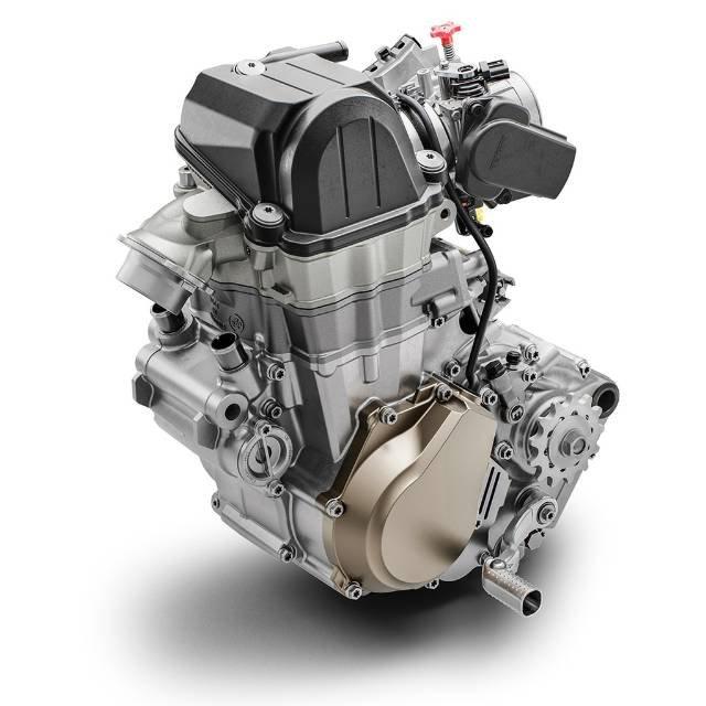 2021 HUSQVARNA FE 450 MOTOCROSS WHITE