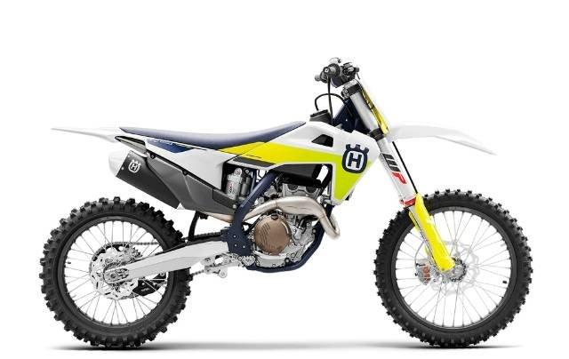 2021 HUSQVARNA FC 250 WHITE