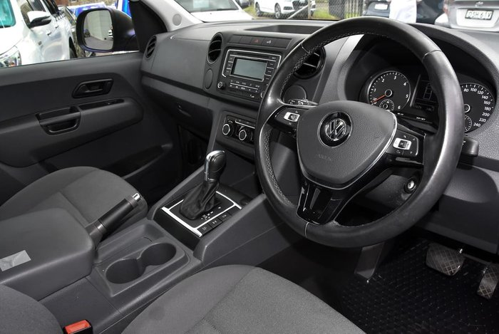 2015 Volkswagen Amarok TDI420 Core 2H MY15 4X4 Constant Beige