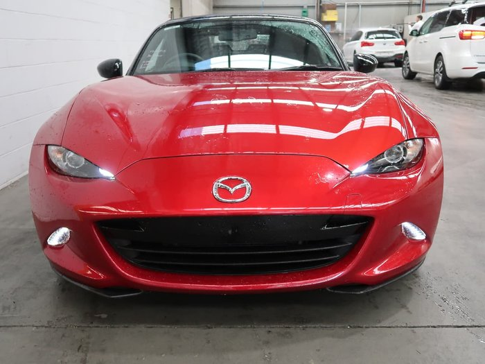 2015 Mazda MX-5 GT ND Red