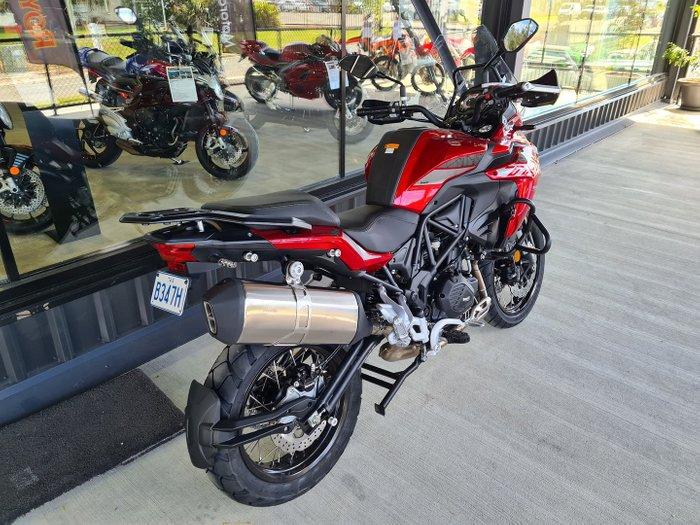 2020 Benelli TRK 502X TRK White; Grey; Blue or Red