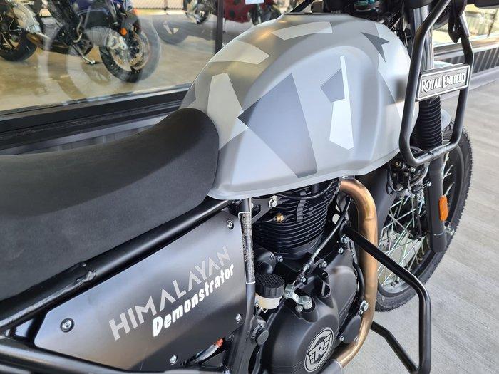 2020 Royal Enfield Himalayan ABS Himalayan Sleet; White or Granite