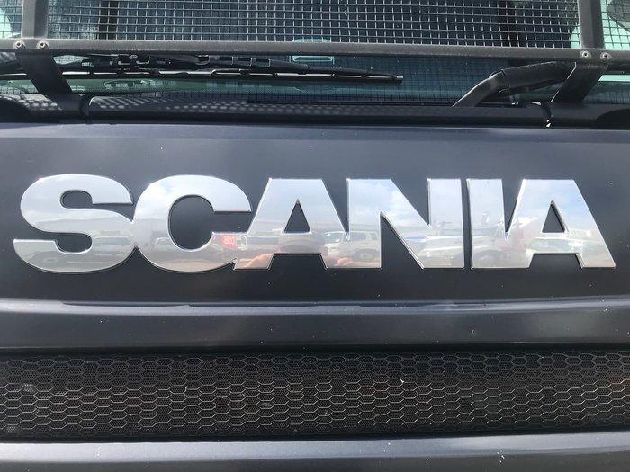 2013 SCANIA R620 WHITE