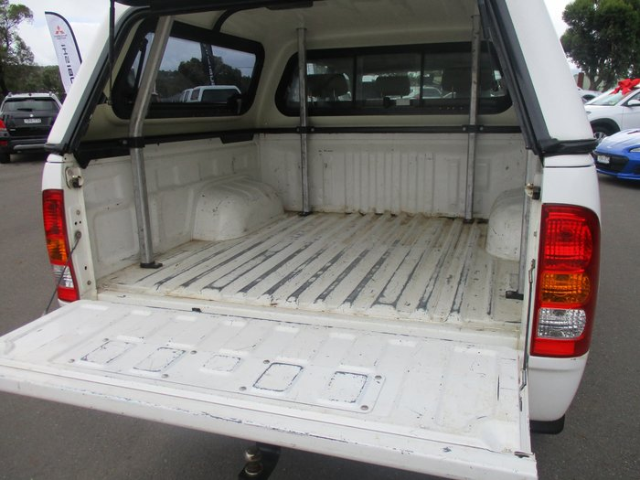 2007 Toyota Hilux SR KUN26R MY08 4X4 Glacier White
