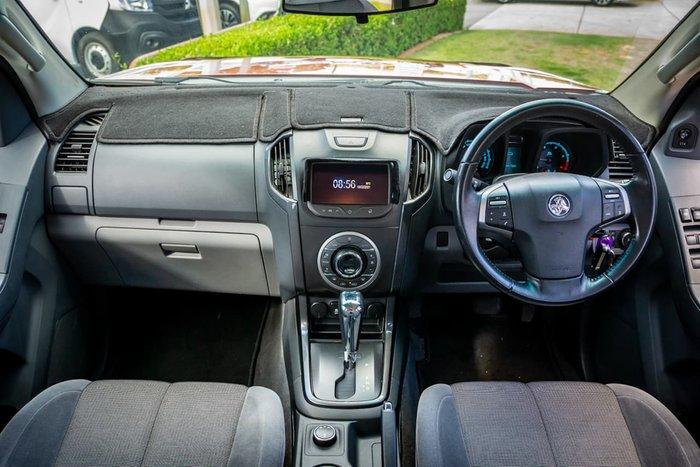 2014 Holden Colorado LTZ RG MY14 4X4 Dual Range Orange