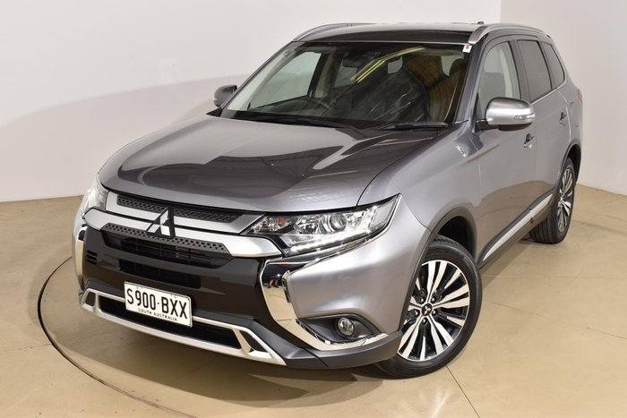 2018 Mitsubishi Outlander LS ZL MY19 Titanium