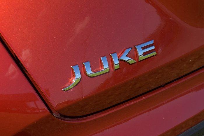 2020 Nissan JUKE ST-L F16 Fuji Sunset Red