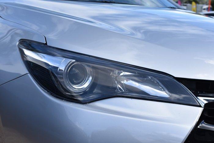 2016 Toyota Camry Atara SX ASV50R Silver Pearl