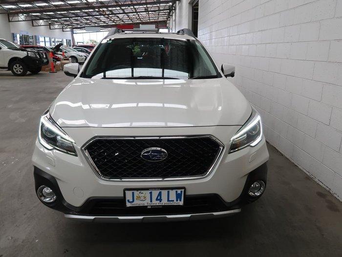 2018 Subaru Outback 2.5i 5GEN MY18 Four Wheel Drive White
