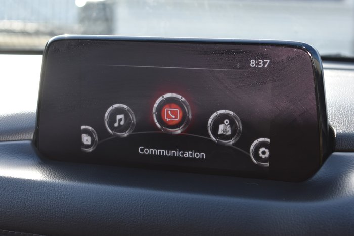 2017 Mazda CX-5 Akera KF Series 4X4 On Demand Jet Black