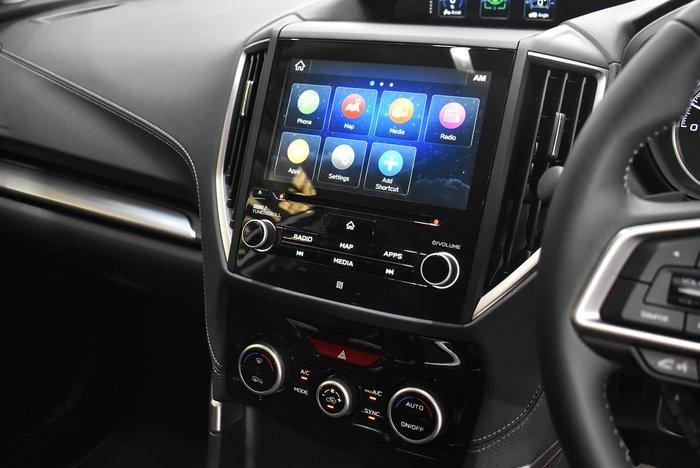 2020 Subaru Forester 2.5i Premium S5 MY21 Four Wheel Drive Crystal White