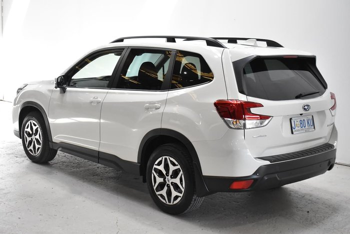 2020 Subaru Forester 2.5i-L S5 MY21 Four Wheel Drive Crystal White