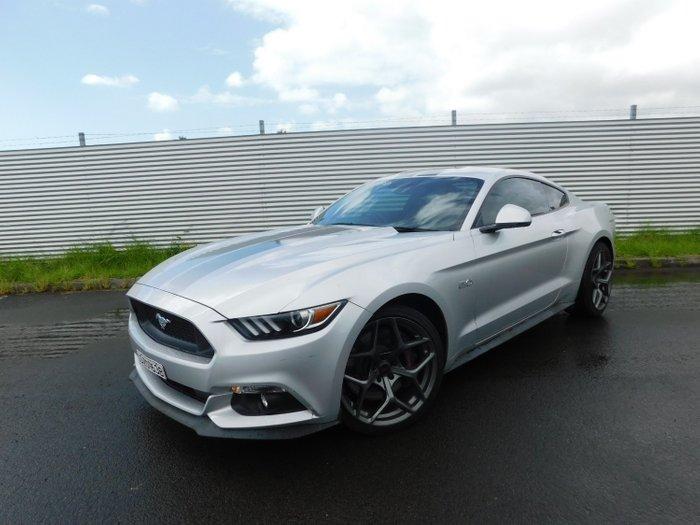 2017 Ford Mustang FAST GT 5. V82DV8 FM MY17 Silver