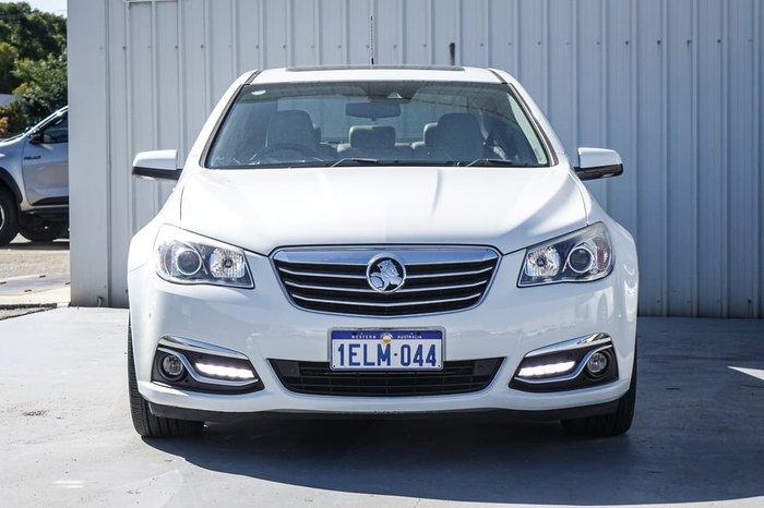 2014 Holden Calais V VF MY14 White