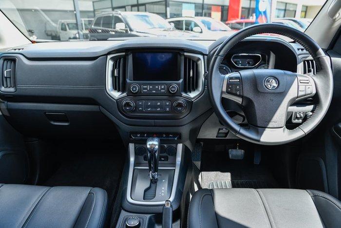 2018 Holden Colorado Z71 RG MY19 4X4 Dual Range Orange