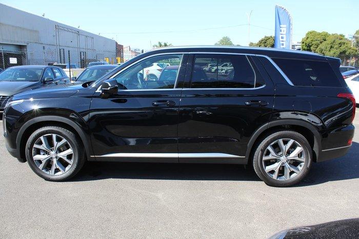 2020 Hyundai Palisade Highlander LX2.V1 MY21 Black