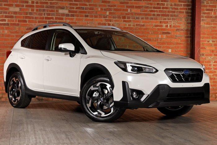 2020 Subaru XV 2.0i-S G5X MY21 Four Wheel Drive Crystal White