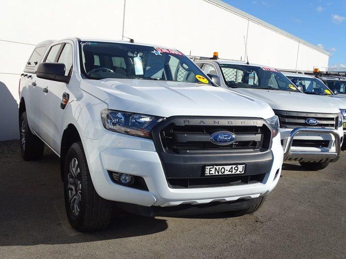 2017 Ford Ranger XL Hi-Rider PX MkII White