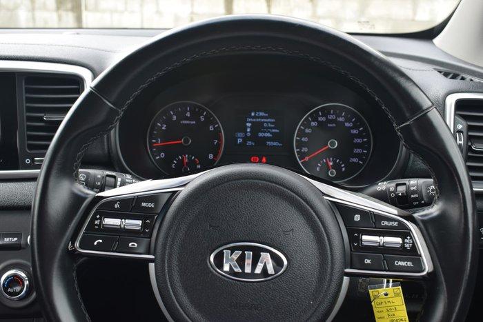 2018 Kia Sportage Si QL MY18 Fiery Red